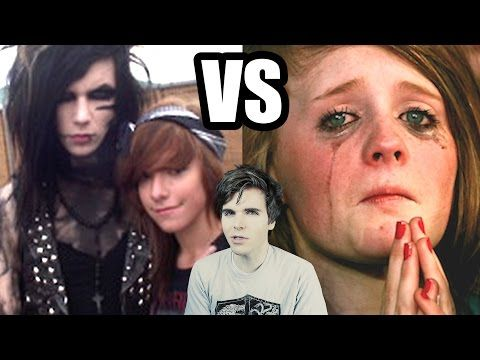 One Directioners vs BVB Fans (Black Veil Brides Fangirls) - YouTube This video is solely for the BVB fandom.