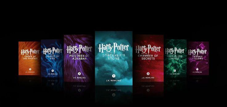 Harry Potter iBooks | POPSUGAR Tech