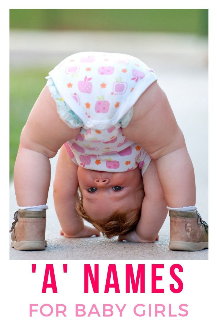 80+ Unique Girl Names That Start With A | A BLOGGERS CENTRAL group