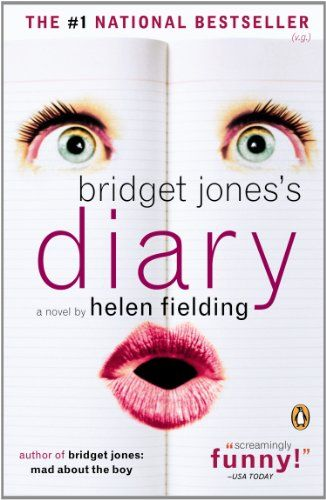 Bridget Jones's Diary by Helen Fielding http://www.amazon.com/dp/014028009X/ref=cm_sw_r_pi_dp_Q1F5ub169NZDH