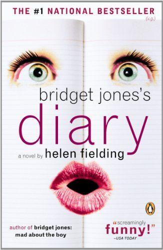 Bridget Jones's Diary by Helen Fielding http://www.amazon.com/dp/014028009X/ref=cm_sw_r_pi_dp_Q1F5ub169NZDH
