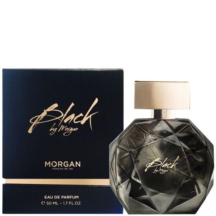 MORGAN BLACK BY MORGAN EAU DE PARFUM 50 ML SOUS BLISTER POUR FEMME