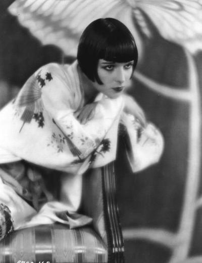 Louise Brooks: Louise Brooks, Louis Brooks Hair, Silent Film, 1920S Louis, Eugene Robert, Louis Brooks1906, Brooks 1920 S, Robert Rich, 08Celebr Louis Brooks