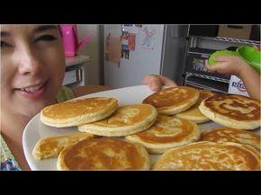 receta de las gorditas de nata (100% nata de vaca) - YouTube