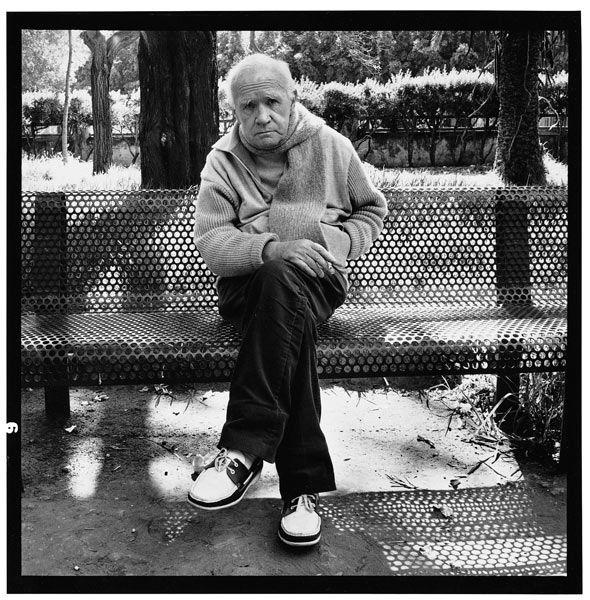 Jean Genet by Marc Tri...