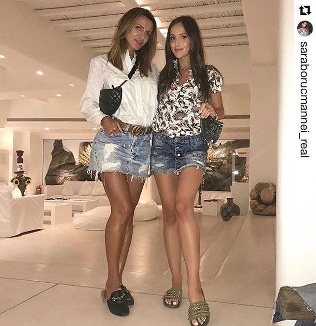 Instagram media by marina_official - ・・・ Missing my partner in crime @saraborucmannei_real 😅🕵🏽♀️🕵🏽♀️ #friends #summer2017 #toomuchfun #girlpower #friendship #bestie #marinaluczenkoszczesna #marinaluczenko