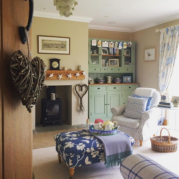 Shabby and Charme: In Scozia un bellissimo cottage in pietra