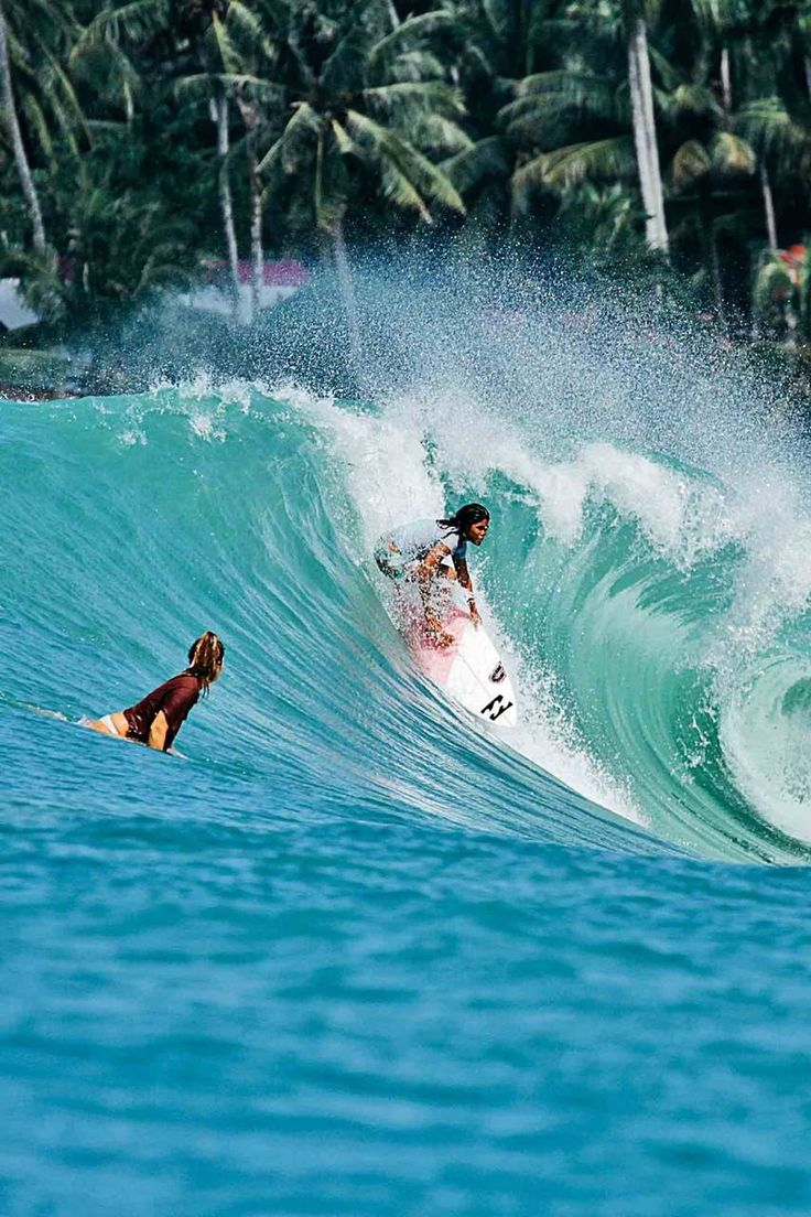 Bali - Learn to surf with the 5th times Asian Champion. I've been surfing for more than 20 years. I used to join the surf competition and I won 5 times national champion and 2 times Asian champion. I surf almost everyday and I know all of the surf spots in Bali, and outside Bali - like Java, Lombok, and Sumatra ( Mentawai ). I love to share my passion with people who want to try surfing , as well as experienced surfers.