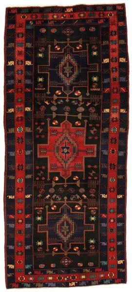 Koliai - Kurdi Persialainen matto 343x148