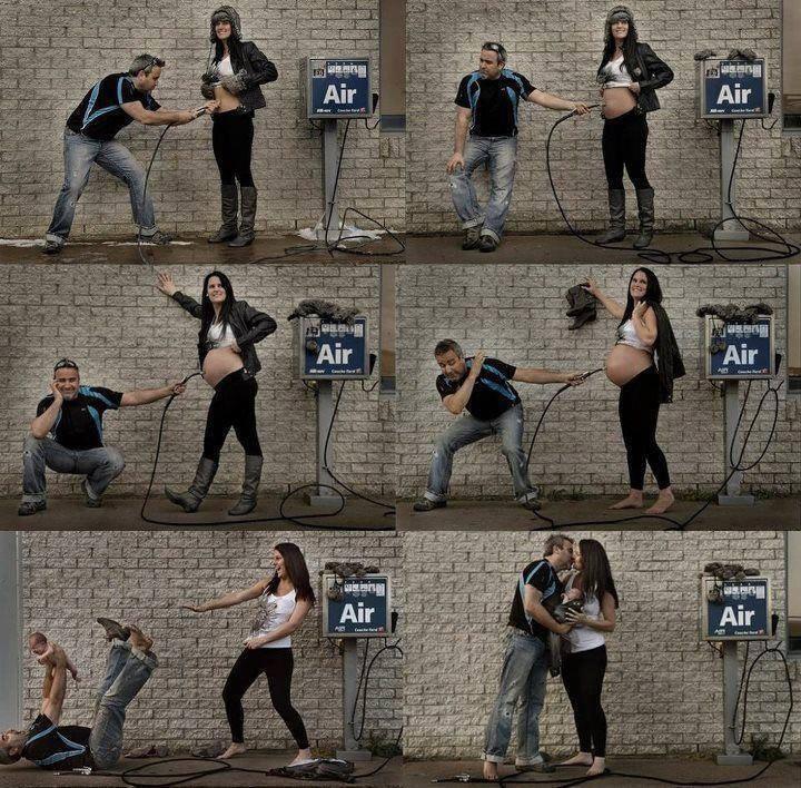 Die besten 25 Lustige schwangerschaftsbilder Ideen auf