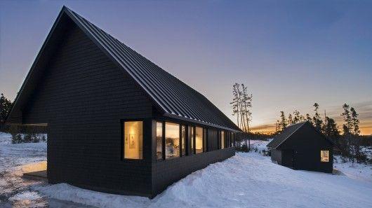 Black Gables / Omar Gandhi Architect   ArchDaily
