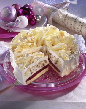 Unser beliebtes Rezept für Himbeer-Spekulatius-Torte und mehr als 55.000 weitere kostenlose Rezepte auf LECKER.de.
