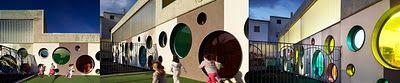 Guardería Municipal de Vélez-Rubio / Vélez-Rubio Nursery - Archkids. Arquitectura para niños. Architecture for kids. Architecture for children.