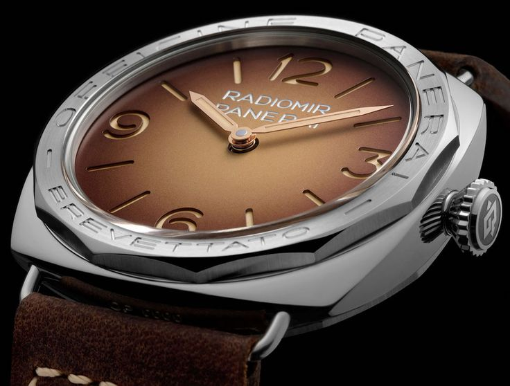 """Panerai Radiomir 3 Days Acciaio Brevettato PAM685 & PAM687 - by Zach Pina - As a pre-SIHH 2017 release, the Brevettato PAM685 and PAM687 brings back some of the earliest days of Panerai history.… Read more about it now at: aBlogtoWatch.com - """"We are just two months ahead of the luxury watch fair SIHH 2017, so it was about time for a head-turner pre-event teaser..."""""""
