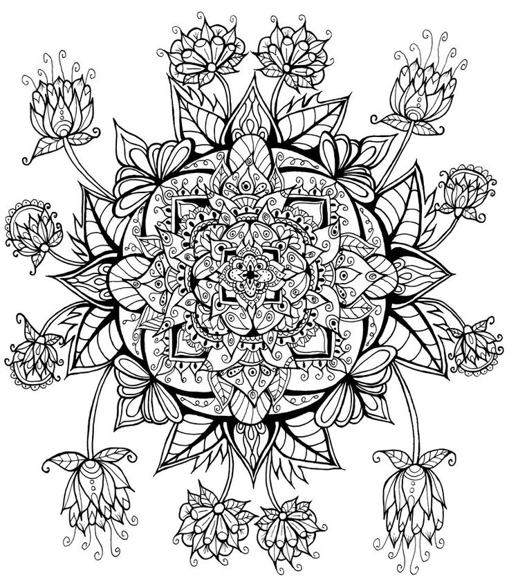 Sprout Coloring Pages