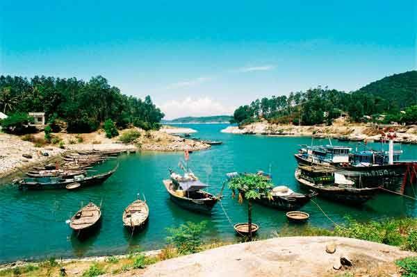 Circuit Vietnam extension plage