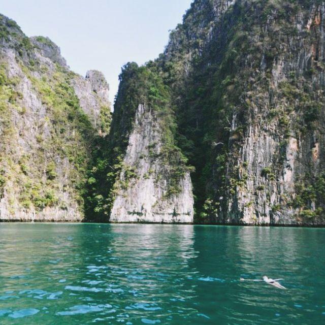 Float On / Koh Phi Phi, Thailand