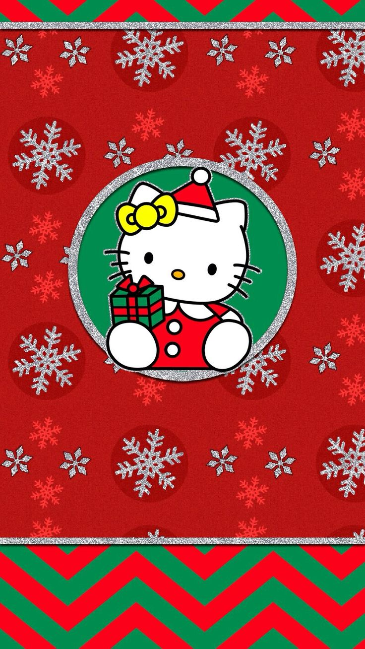 Popular Wallpaper Hello Kitty Strawberry - fe0dbda896115bae988e0f2d6e42c9b4--kitty-wallpaper-christmas-wallpaper  Best Photo Reference_901979.jpg