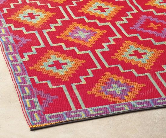 Reversible Kilim Indoor Outdoor Rugs Decor