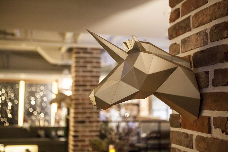 Gold Unicorn @ Fusion Korean Restaurant - Bistro Bon | www.papacollection.com