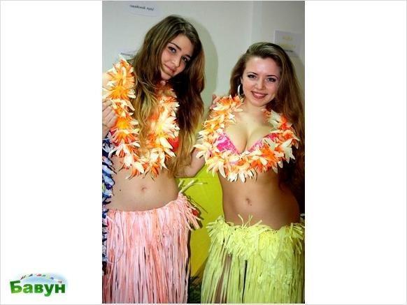 Гавайские костюмы на заказ