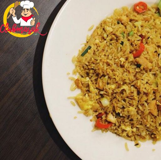 Resep Nasi Goreng Smoked Chicken Breast, Resep Jamuan, Club Masak