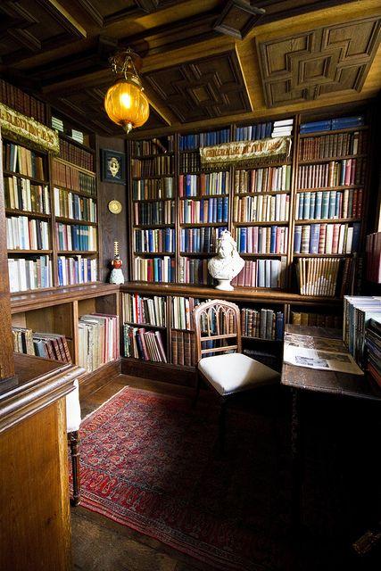 the library | Flickr: Intercambio de fotos