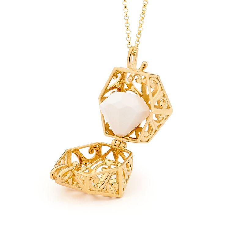 Eternity - Yellow Gold with Jewelstone