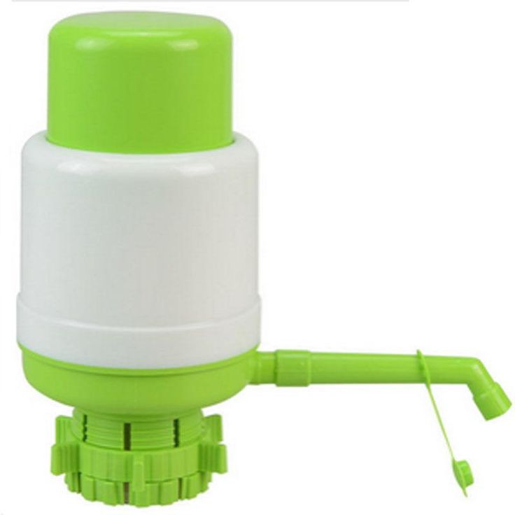 New Design Bottled Drinking Water Hand Press pressure Pump 5-6 Gal With Dispenser