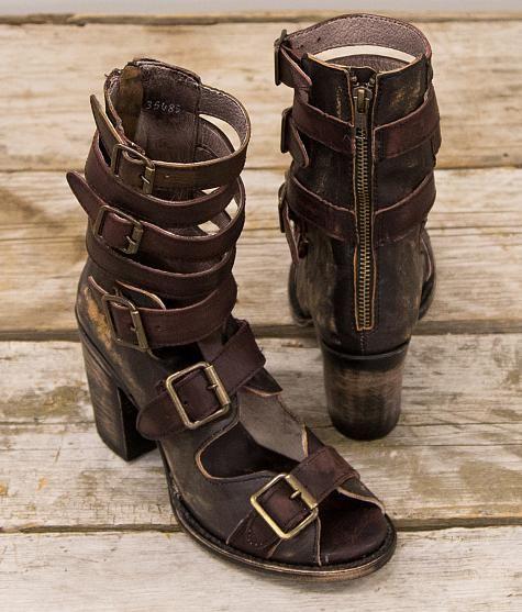 Freebird by Steven Bond Sandal - Women's Shoes in Brown Multi