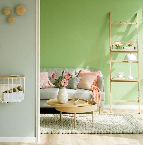 Sala verde - a cor anti stress