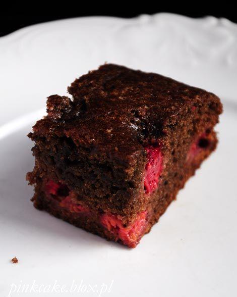 Przepis na proste ciasto (bez jajek i mleka) - najprostsze ...