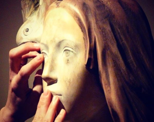 Ancona: Museo Tattile Statale Omero, Touch Art Museum #ndm13 #nottedeimusei