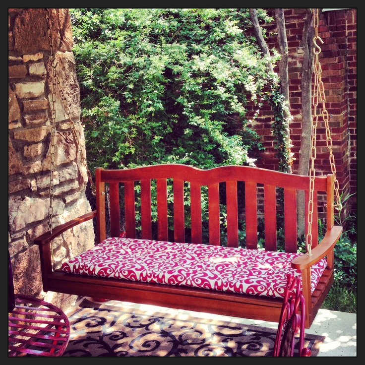 Patio Furniture Southern New Jersey: Top 19 Ideas About Porch Swing On Pinterest