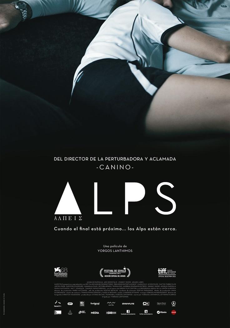 Poster: Alps/Άλπεις -Yorgos Lanthimos/ Γιώργος Λάνθιμος