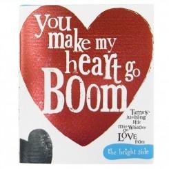 You Make My Heart Go Boom Storybook