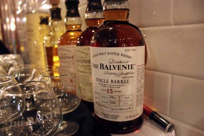 The Balvenie Single Barrel Aged 15 Years