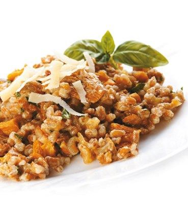Dit recept komt uit Vegetarische keuken van Patrick Caignau (Borgerhoff & Lamberigts, 128 pag., 12,50€).