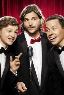 Two and a Half Men: Favorite Tv, Ashton Kutcher, Charli Harpers, Half Men, Tv Series, New Relationships, Charli Sheen, Halfmen, The Roller Coasters