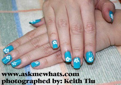 21 Cute Easy Nail Designs For Short Nails : Best Nail Art – Nail ...