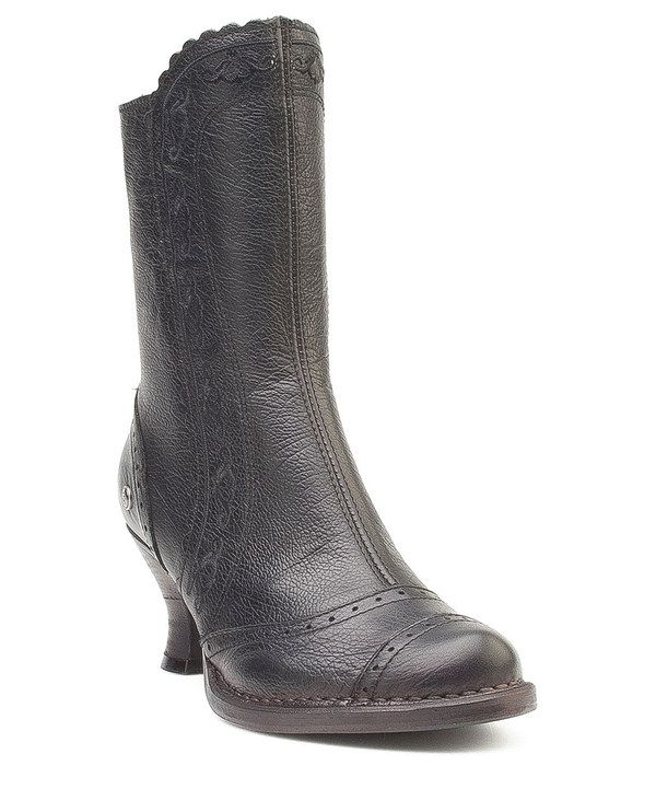 Take a look at this Neosens Gaucho Black Rococo Boot on zulily today!