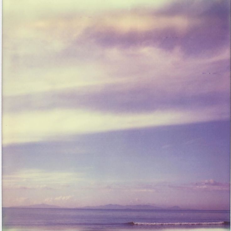 """""""Somewhere over the sea"""" How to spend a summer with Impossible's instant analog films. Camera: #Polaroid SX-70 Film: Impossible SX-70 Color . Get one-of-a-kind #Failaroids photographs from my Facebook shop -> link in bio. . . #ImpossibleProject #instantfilm #InstantPhotography #MakeRealPhotos #seaside #horizont #SkyAndClouds #skyporn #cloudporn #heyfsc #squaremag #squarephoto #polavoid #PolaroidOfTheDay #PolaroidIsNotDead #analogmagazine #polaroidersitalia #polaroiders @snapitseeit…"""