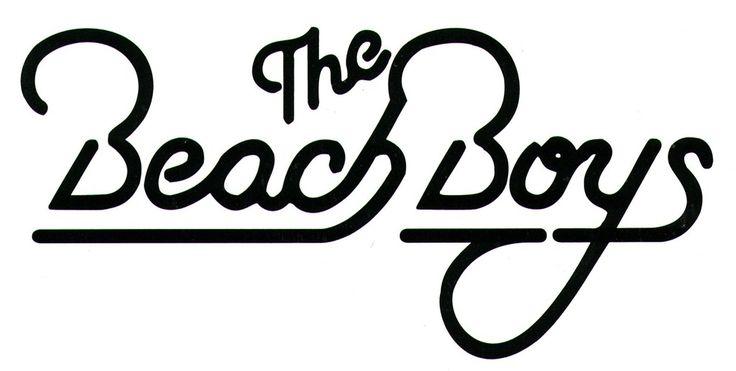 The Beach Boys Band Logo
