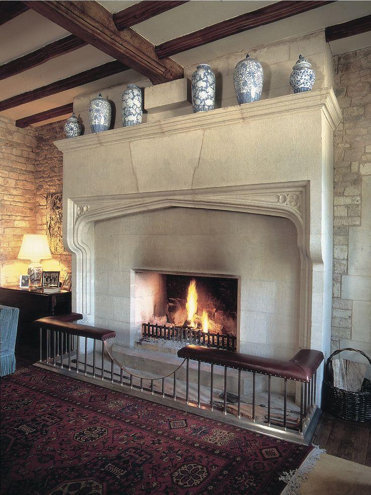 Fireplace Design fireplace fenders : 25+ beste ideeën over Fireplace fender op Pinterest - Engels ...