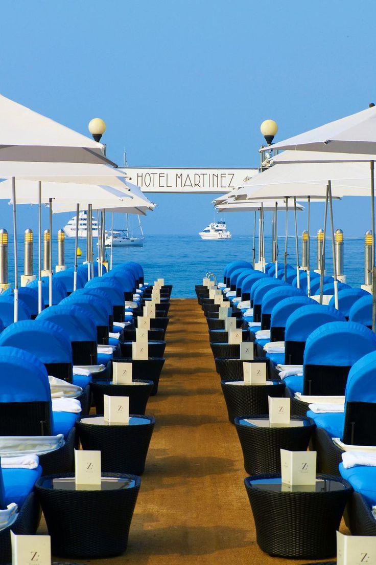Cannes...Hotel Martinez, Circa 1992. Sigo con la nostalgia de regresar al Sur de Francia....