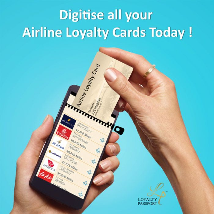 You don't need to be an expert to manage your #AirlineLoyaltyPrograms. You can simply do it with just a tap on your #LoyaltyCardWalletApp! Enrol, store, track and manage on your phone. Download now for Android: https://play.google.com/store/apps/details?id=com.mobile.loyaltypassport  Apple: https://itunes.apple.com/us/app/loyalty-passport/id1087256868?ls=1&mt=8r