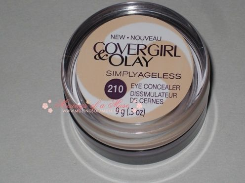 Covergirl & Olay Simply Ageless Eye Concealer