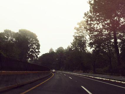 Carretera a Cuernavaca. México