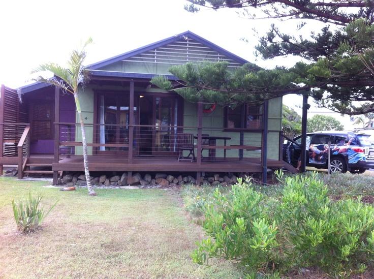 Little Green Beach House @ Lennox