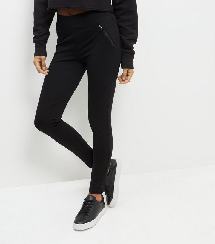 L2017 http://www.newlook.com/row/womens/clothing/leggings/black-zip-front-leggings-/p/382468601?comp=Browse